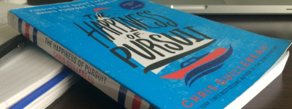 Book Review: Happiness of Pursuit