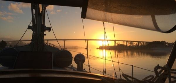 Perdido Bay Sunrise